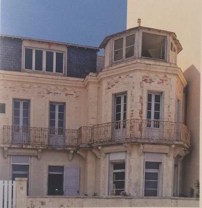 La Villa La Chimère aux Sables d'Olonne