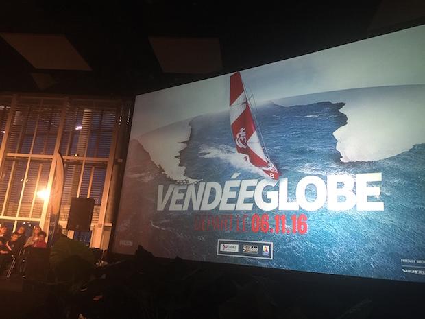 Vendée Globe - Voeux 2016 Les Sables d'Olonne