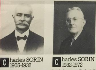 Les 2 ancêtres Sorin