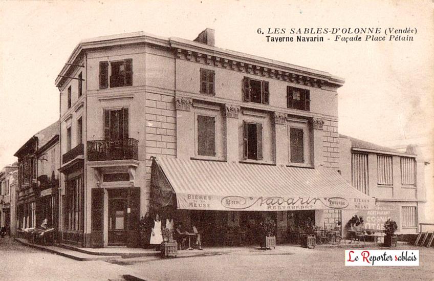 Ancien Restaurant Navarin - Les Sables d'Olonne