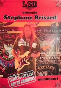 Stéphane Brisard - Le Rap du Chaumois