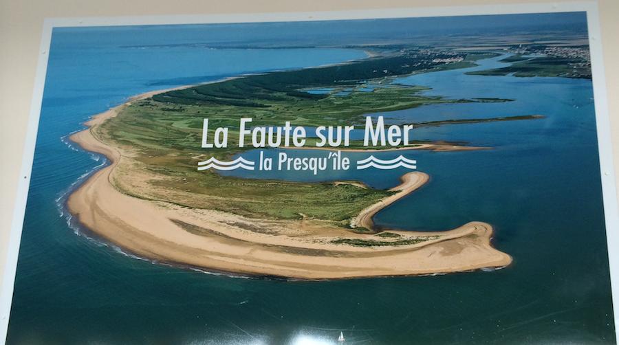 La Presqu'île de La Faute-sur-Mer