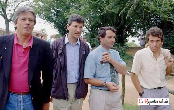 Tour de France cycliste - Le Puy du Fou 1999