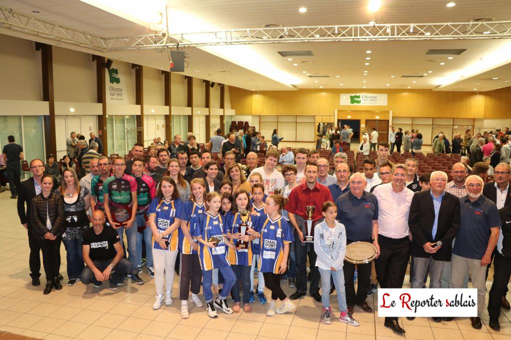 Trophées du Sport Olonne-sur-Mer 2016