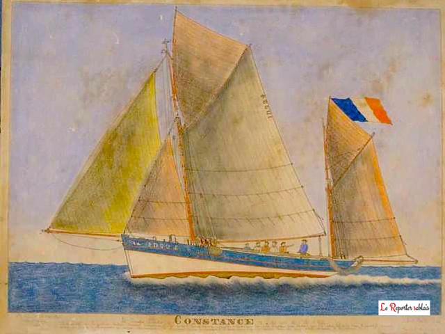 Constance par Paul-Emile Pajot