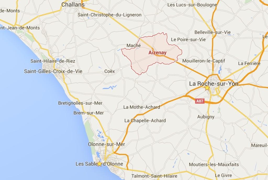 Aizenay le reporter sablais - Office du tourisme de la roche sur yon ...