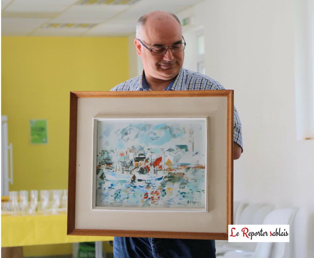 Le Port de Croix de Vie présenté par Olivier Simon
