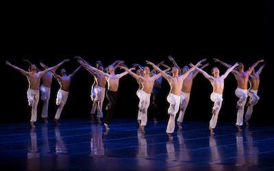 7 Danses grecques - Béjart Ballet Lausanne