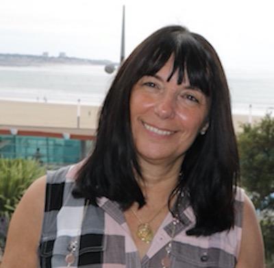 Brigitte Tesson, 1ère adjointe au Maire des Sables d'Olonne