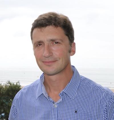 François Riou, Directeur de l'Office de Tourisme des Sables d'Olonne