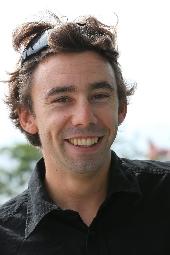 Guillaume Evrard, directeur-adjoint de la Course du Vendée Globe