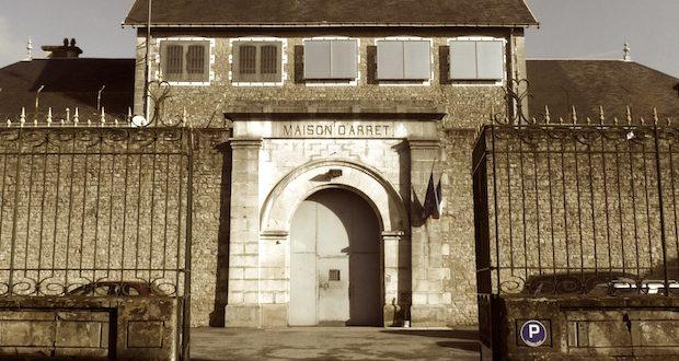 Prison de Fontenay-le-Comte - Vendée