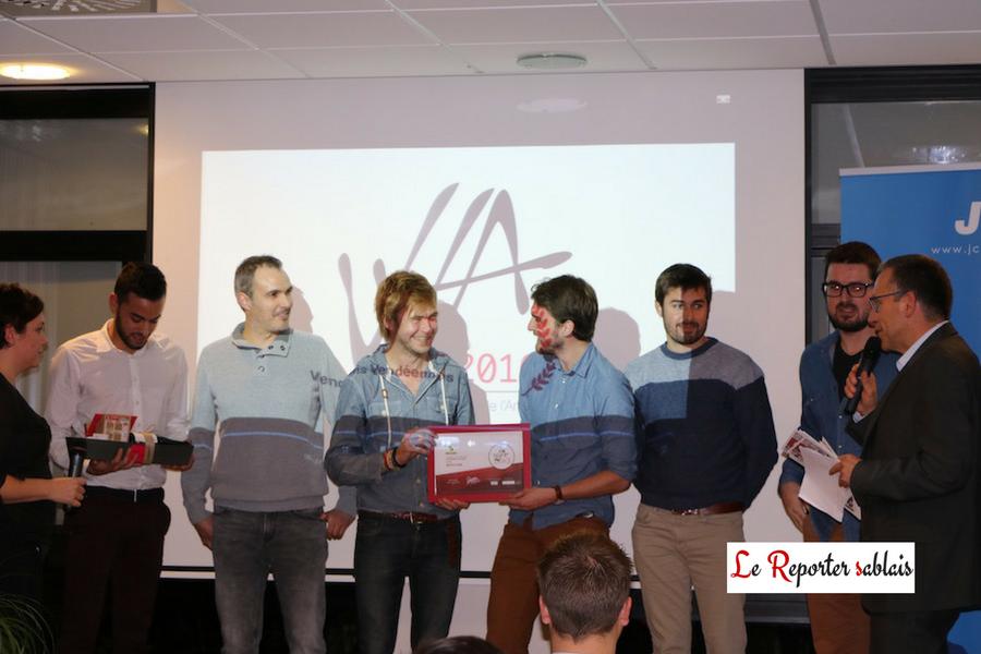 Groupe Epsylon - Vendéens de l'année 2016