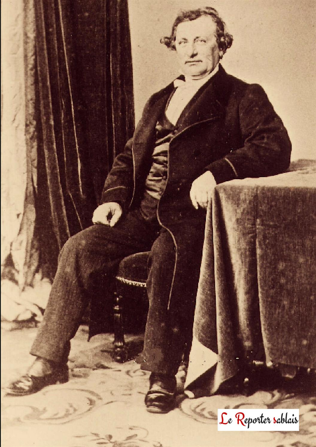 Laurent Tertrais Conserveur