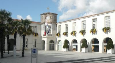 Mairie Les Sables d'Olonne