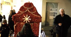 Illuminations de Noël 2016 aux Sables d'Olonne
