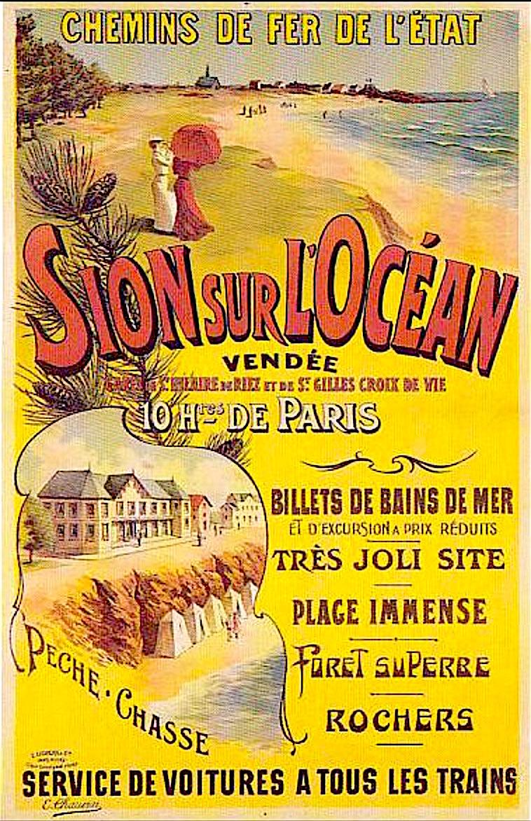 Rencontre femme sion sur l'océan