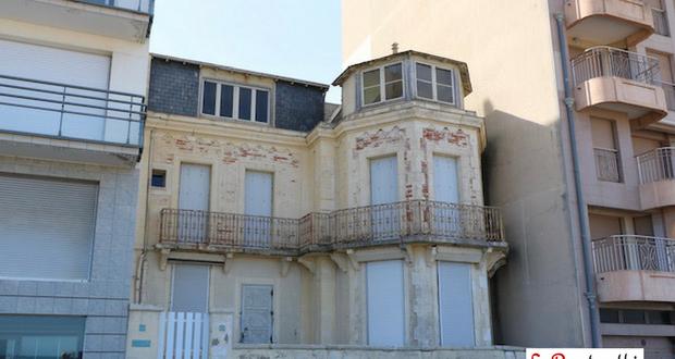 les sables d olonne la villa la chim re pourrait dispara tre le reporter sablais. Black Bedroom Furniture Sets. Home Design Ideas