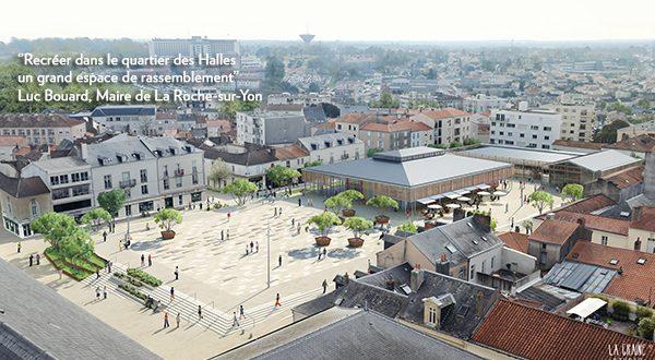 La roche sur yon confront e la n cessit de la r novation urbaine 2017 2019 le reporter sablais - Coup de foudre la roche sur yon ...